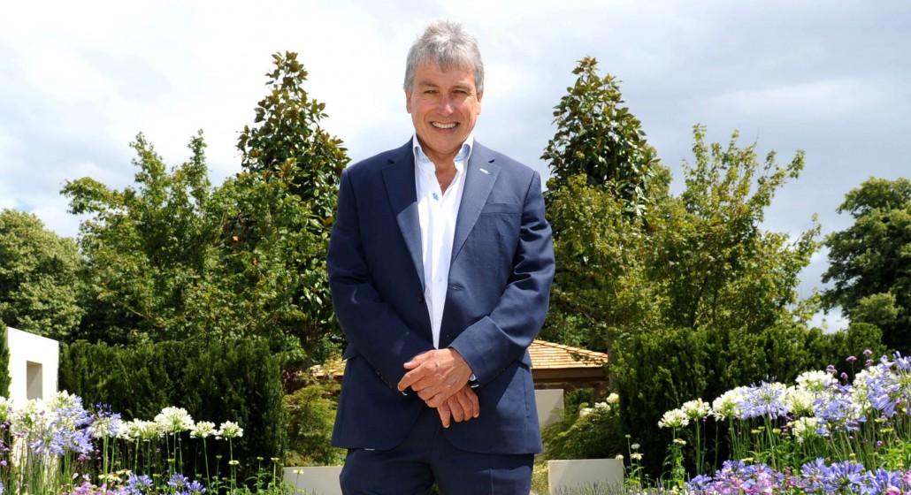 Tv Presenter John Inverdale Has Dinner Date At The